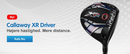 Callaway XR Drivers