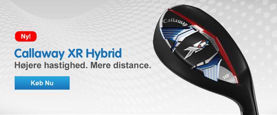 Callaway XR Hybrid