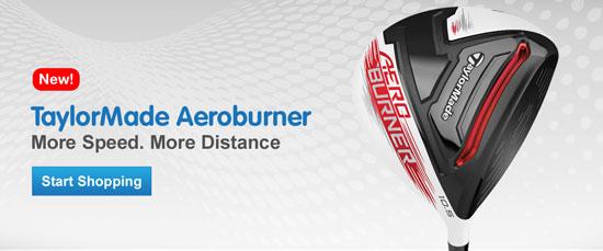 TaylorMade Aeroburner Driver