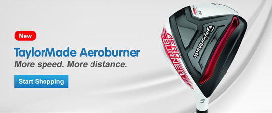 TaylorMade Aeroburner Fairway