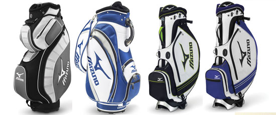 New Mizuno Bags
