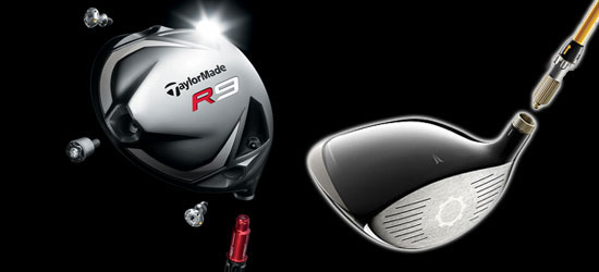 The Next Genertaion - TaylorMade R9 and Nike Dymo STR8 Fit drivers