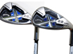 Real and Counterfeit Callaway X-22 irons