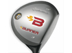 Golf club - fairway - TaylorMade Burner High Launch