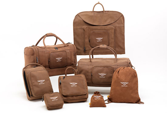 Icon Luggage Rnage