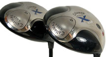 Real and Fake Callaway X 460 Driver