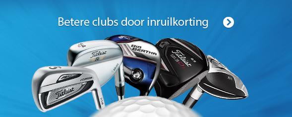 10.000+ Golfclubs om online te kopen