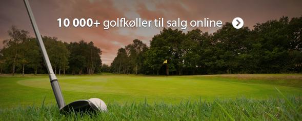 10 000+ golfkøller til salg online