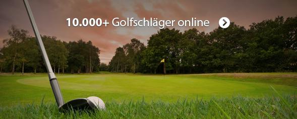 10.000+ Golfschläger online