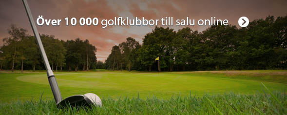 Över 10 000 golfklubbor till salu online