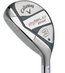 Golf Club - Callaway Hybrids