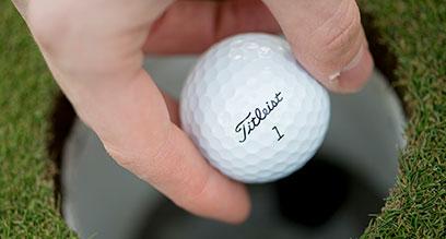 Nya Golfbollar