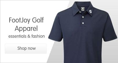 FootJoy Golf Apparel