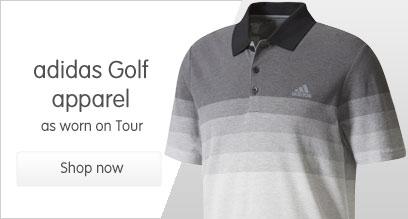 adidas Golf Apparel