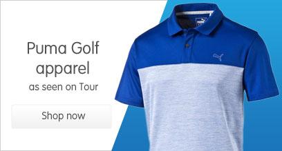 Puma Golf Apparel