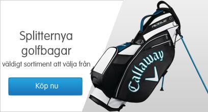 Bläddra golfbagar
