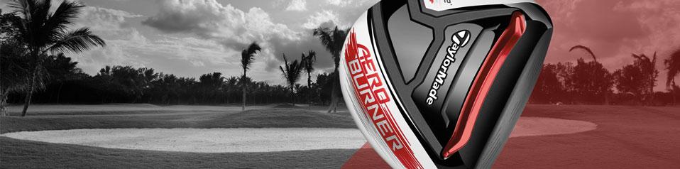 TaylorMade Aeroburner Golf Clubs
