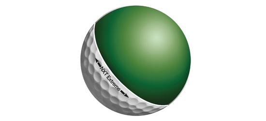 2-Piece Golf Ball Construction