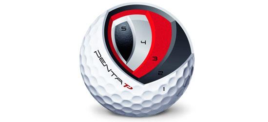 5-Piece Golf Ball Construction