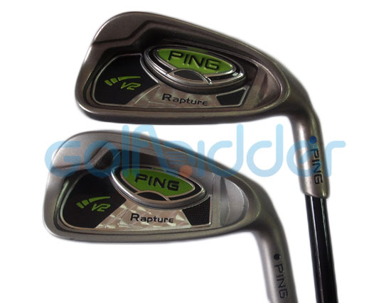 Ping Rapture V2 Irons