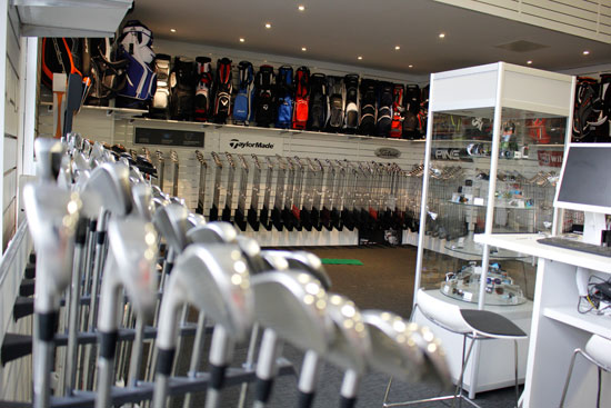 The Showroom Golfbidder Information Golfbidder