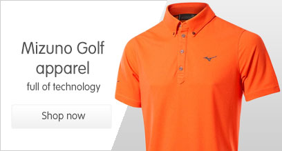Mizuno Golf Apparel
