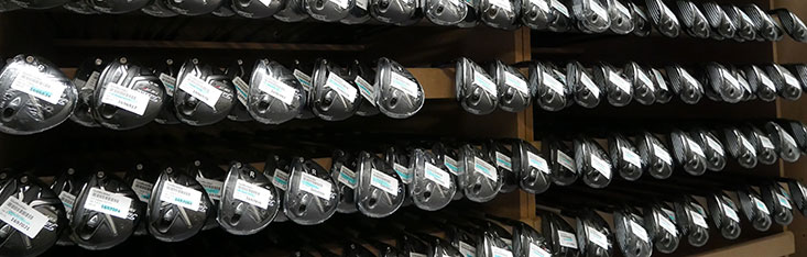 Used Golf Clubs by Brand
