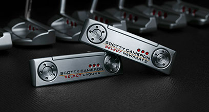 Used Scotty Cameron Putters