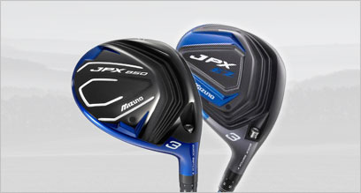Mizuno Fairway Woods