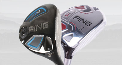 Ping Fairway Woods
