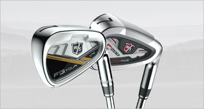 Wilson Staff Iron Sets