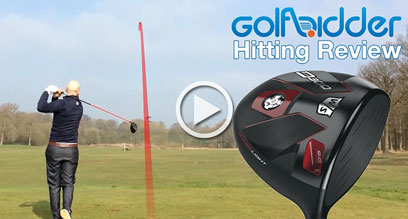 Wilson Staff D300 Driver Hitting Review