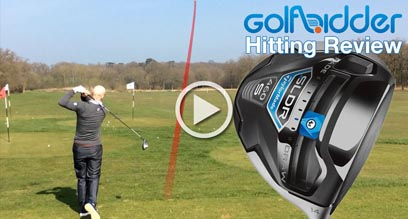 TaylorMade SLDR S Driver Hitting Review