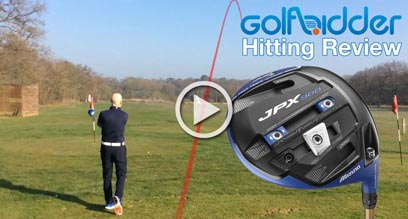 Mizuno JPX900 Driver Hitting Review