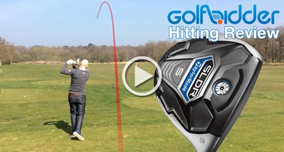 TaylorMade SLDR S Fairway Wood Hitting Review