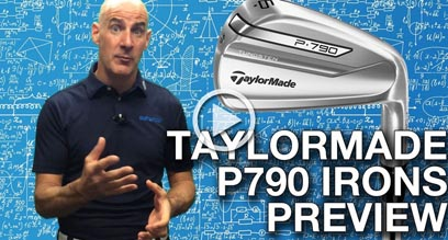 TaylorMade P790 Irons Preview