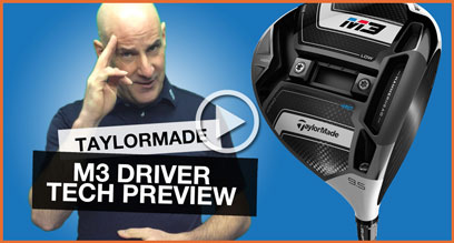 TaylorMade M3 Driver: Technology Preview