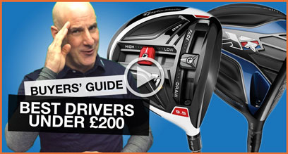 Five Of The Best Drivers For Under £200 - January 2018