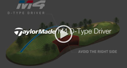 TaylorMade M4 D-Type Driver Preview
