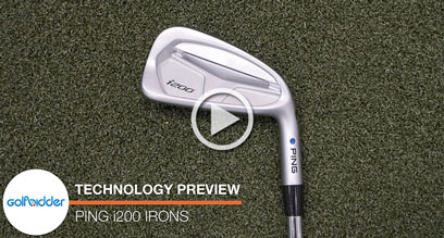 Ping i200 Irons Preview