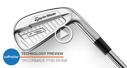TaylorMade P760 Irons Preview