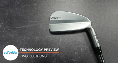 Ping i500 Irons Preview