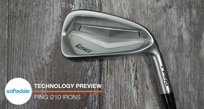 Ping i210 Irons Preview