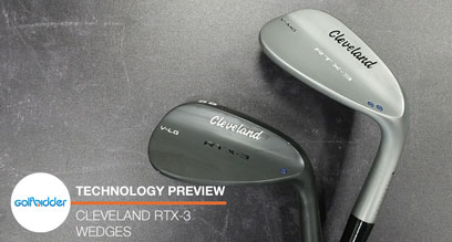 Cleveland RTX-3 Wedges Preview