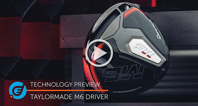 TaylorMade M6 Driver Preview