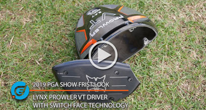 Lynx Prowler VT Switch Face Technology Driver Preview