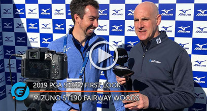 Mizuno ST190 and ST190 Tour Fairway Wood Preview