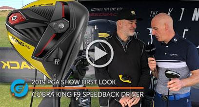 Cobra KING F9 Speedback Driver Preivew