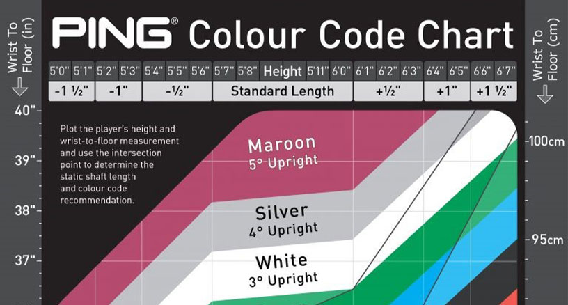 A guide to the Ping Colour Dot system