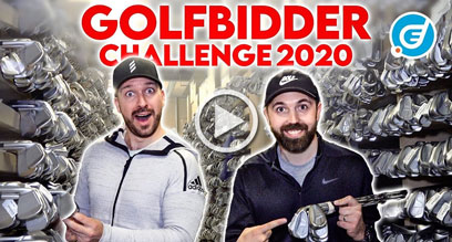 The 2020 Golfbidder £500 Challenge with Rick Shiels and Peter Finch